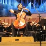 With Filip Pavisic and Zagreb Philarmonic Orchestra